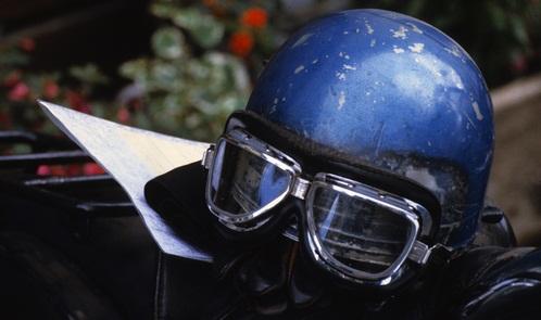 Das Motorrad immer dabei